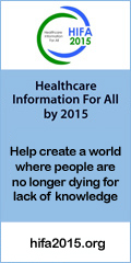 Healthcare Information For All by 2015