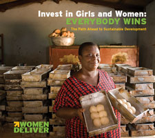 Invest in Girls and Women: Everybody Wins