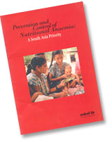 Prevention and Control of Nutritional Anaemia: A South Asia Priority