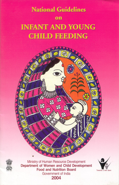 National Guidelines On Infant And Young Child Feeding