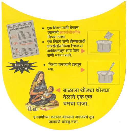 Diarrhoea Advertising 4 Health Education To Villages