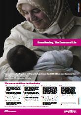 Breastfeeding Programmes Health Education To Villages